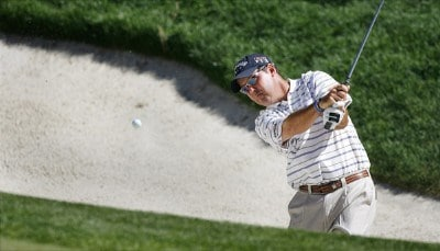 Rich Beem during the third round of the Reno Tahoe Open held at Montreux Golf and Country Club in Reno, Nevada, on August 26, 2006.Photo by Stan Badz/PGA TOUR/WireImage.com