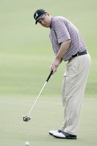 J.J. Henry during the third round of The Honda Classic held at the PGA National Resort & Spa-Championship Course in Palm Beach Gardens, Florida, on March 3, 2007. Photo by: Stan Badz/PGA TOURPhoto by: Stan Badz/PGA TOUR
