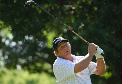 Fulton Allem during first round of the Bank of America Colonial held at the Colonial Country Club on Monday, May 18, 2006 in Ft. Worth, TexasPhoto by Marc Feldman/WireImage.com