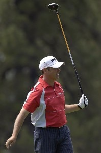 Ted Purdy during the first round of 'The International' at Castle Pines Golf Club on Thurday, August 10, 2006 in Castle Rock, ColoradoPhoto by Marc Feldman/WireImage.com
