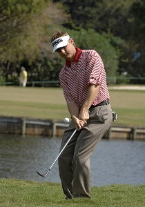Heath Slocum  during the second round of the 2006 Chrysler Championship on October 27, 2006 in Palm Harbor, Florida.   Photo by Al Messerschmidt/WireImage.com