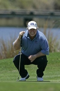 Craig Stadler during the second round of the Boeing Championship at Sandestin at Raven Golf Club in Destin, Florida on May 13, 2006.Photo by Michael Cohen/WireImage.com