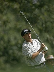 Billy Andrade during the first round of the 88th PGA Championship at Medinah Country Club in Medinah, Illinois, on August 17, 2006.Photo by Christopher Condon/WireImage.com