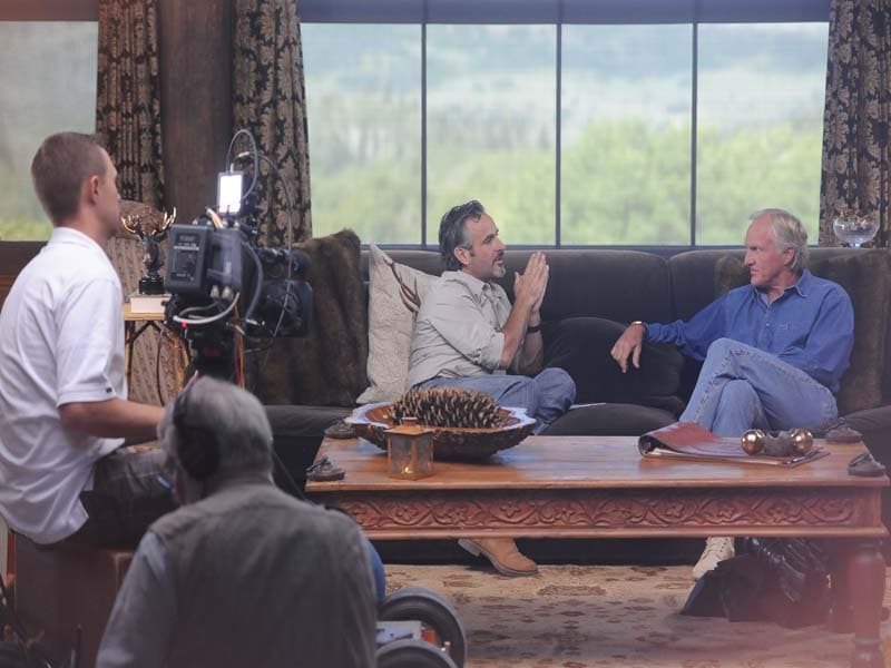 David Feherty, Greg Norman