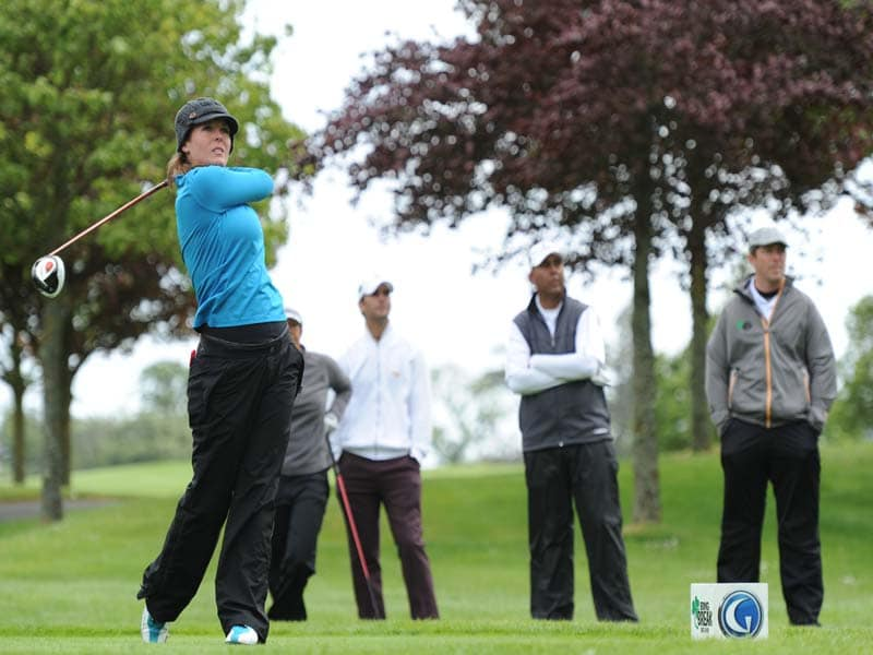 Big Break Ireland, Mallory Blackwelder