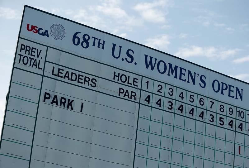 U.S. Women's Open at Sebonack Golf Club