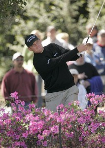 Jason Bohn during the third round of THE PLAYERS Championship held at the TPC Stadium Course in Ponte Vedra Beach, Florida on March 25, 2006.Photo by Sam Greenwood/WireImage.com