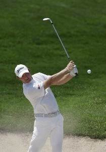 Alex Cejka during the final round of the John Deere Classic at TPC Deere Run in Silvis, Illinois on July 16, 2006.Photo by Michael Cohen/WireImage.com