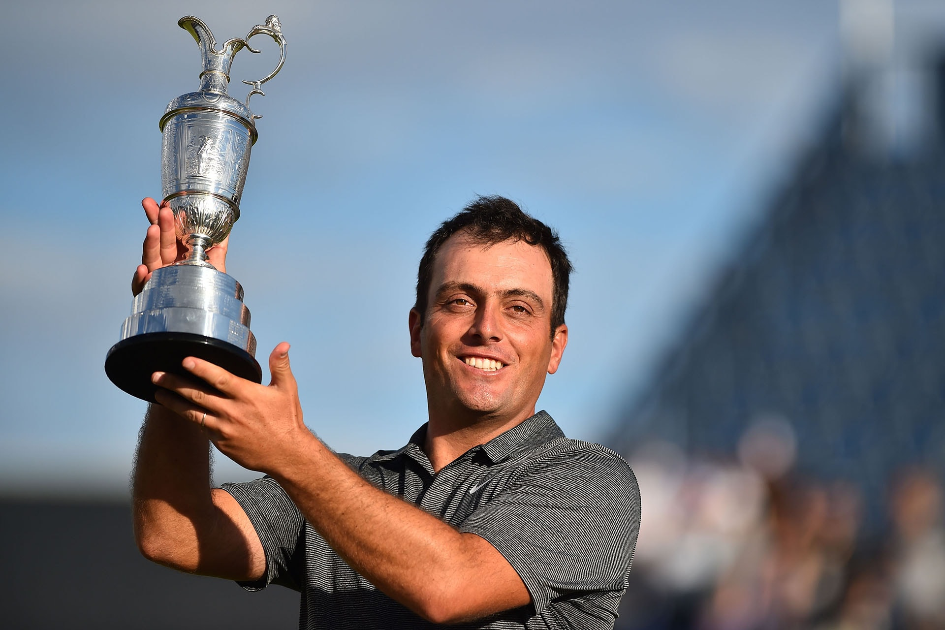 Francesco Molinari becomes a major champion