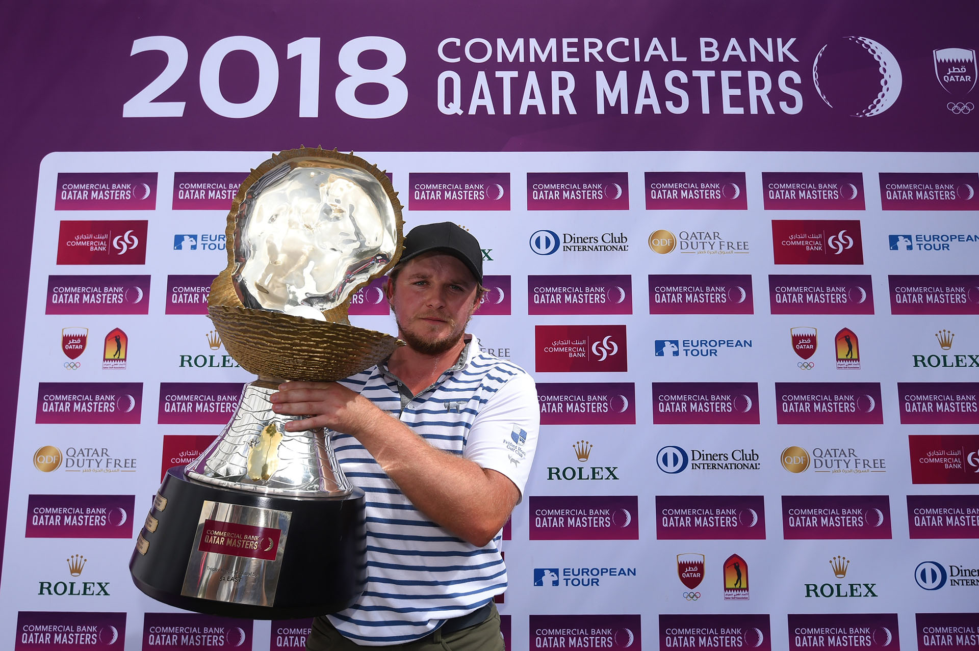 Eddie Pepperell wins maiden European Tour title