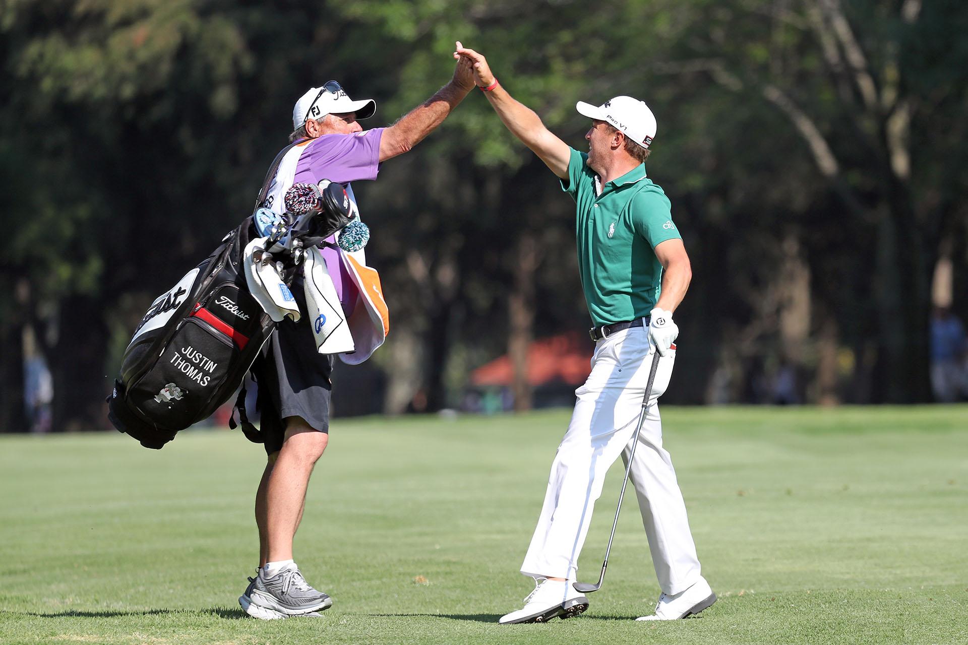 Justin Thomas, 64, WGC-Mexico Championship, Round 4