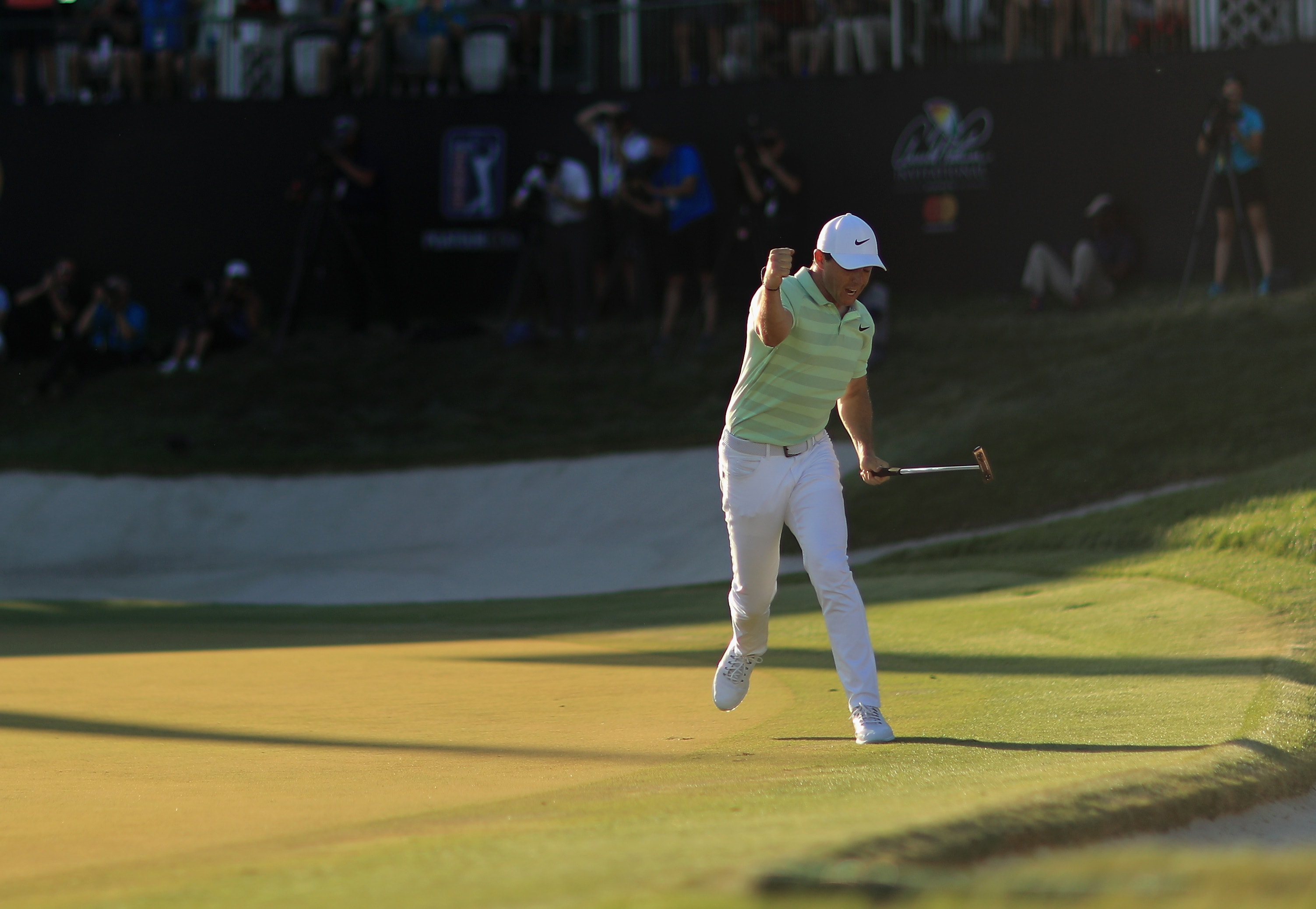 Rory McIlroy at the 2018 Arnold Palmer Invitational