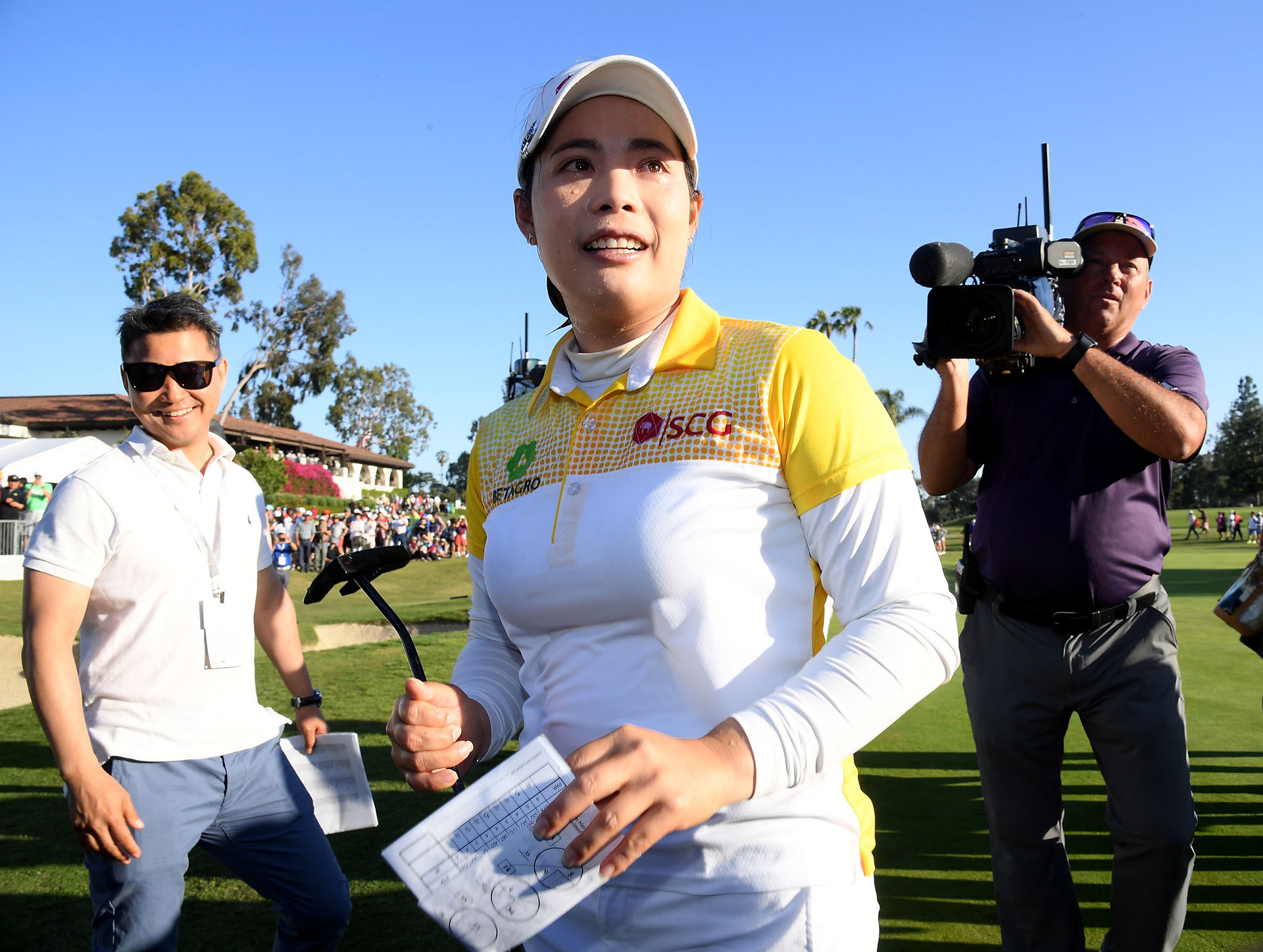 Moriya Jutanugarn joins sister as LPGA winner