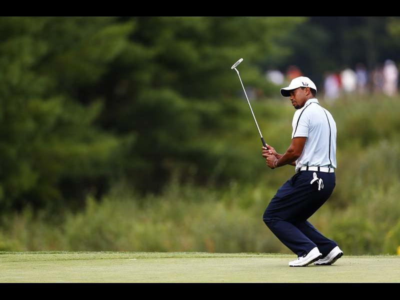 Bad: Blamed greens after every lackluster round