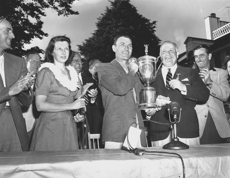 4. 1950 U.S. Open