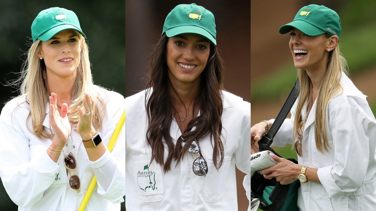 Masters wags