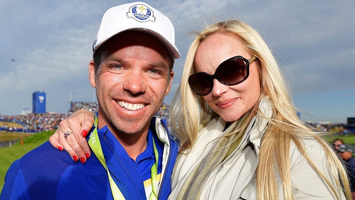 Ryder Cup wags