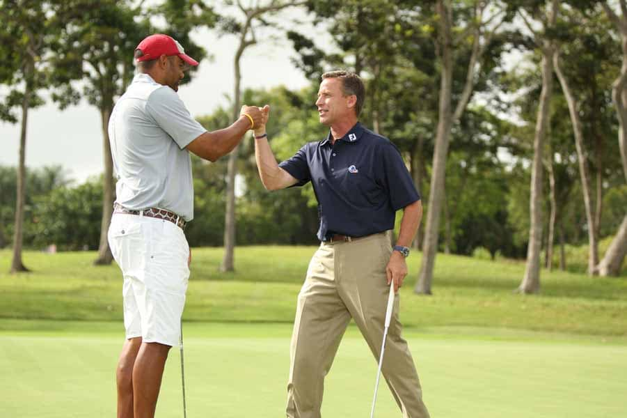 Michael Breed is Proud of His Student Brian Cooper.