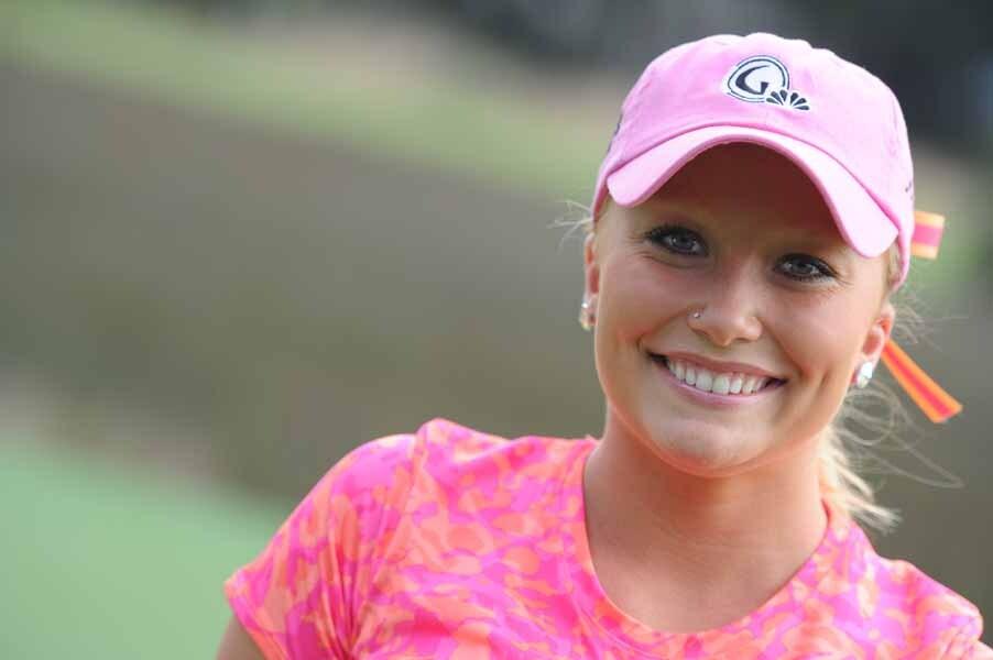 Dallas Odom's Idol is PGA TOUR Professional Tommy Gainey.