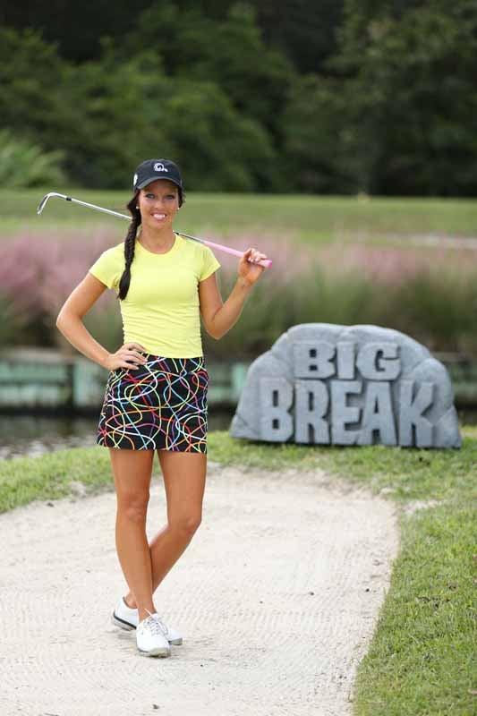 Kristi O'Brien is Ready To Play Golf