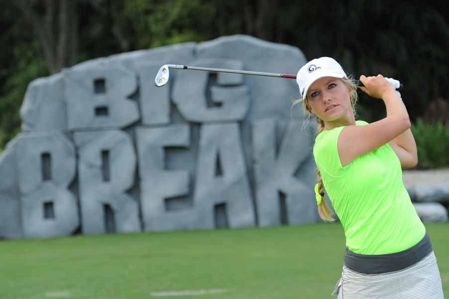 Lindsay Aho, Big Break Florida Player