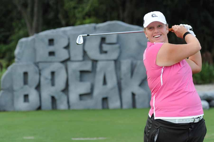 Mary Narzisi Prepares for Big Break Florida.