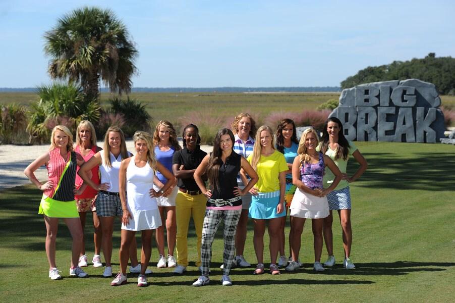 Big Break Florida Players