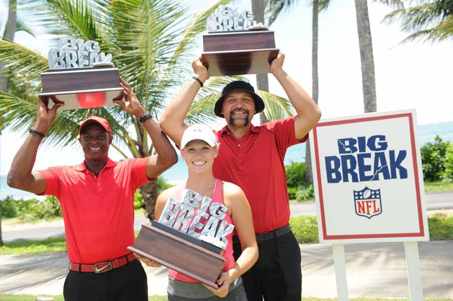 Team Rice and Their Trophies