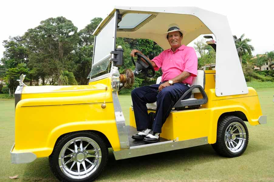 Chi Chri Rodriguez Riding In Style