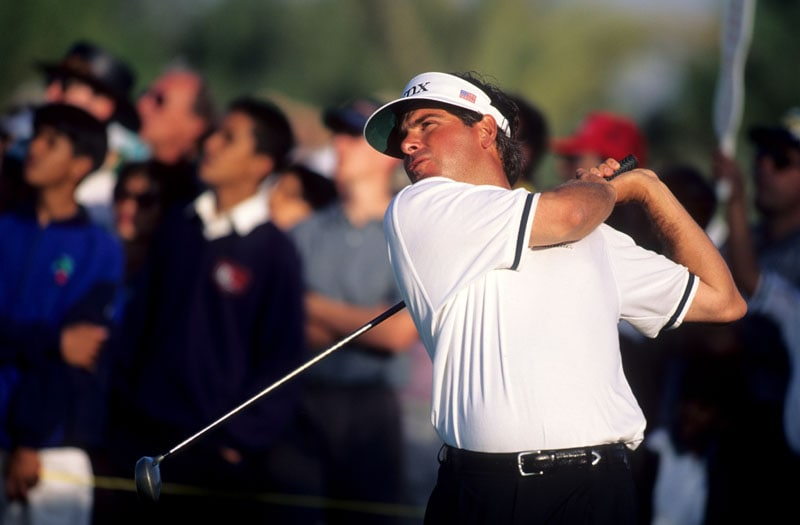 10. Fred Couples