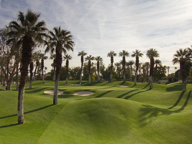 Desert Springs Golf Club in Palm Desert