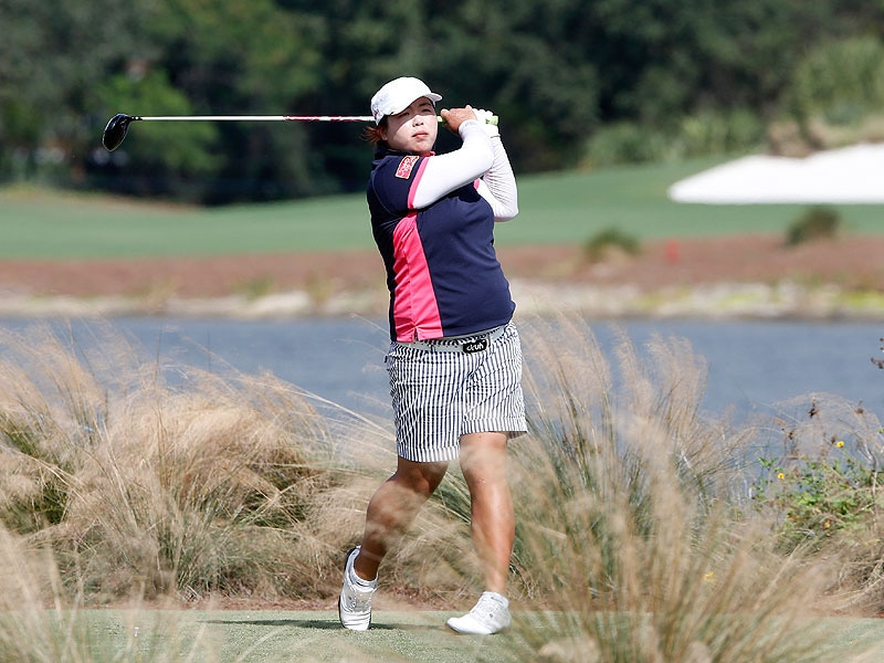 9. Shanshan Feng: Not so fast, Stacy Lewis