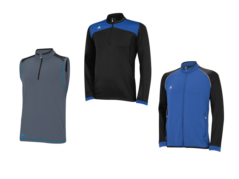 Adidas Golf climawarm+ collection