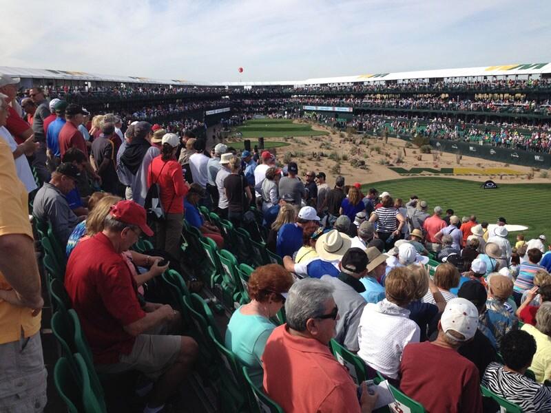 Stadium golf