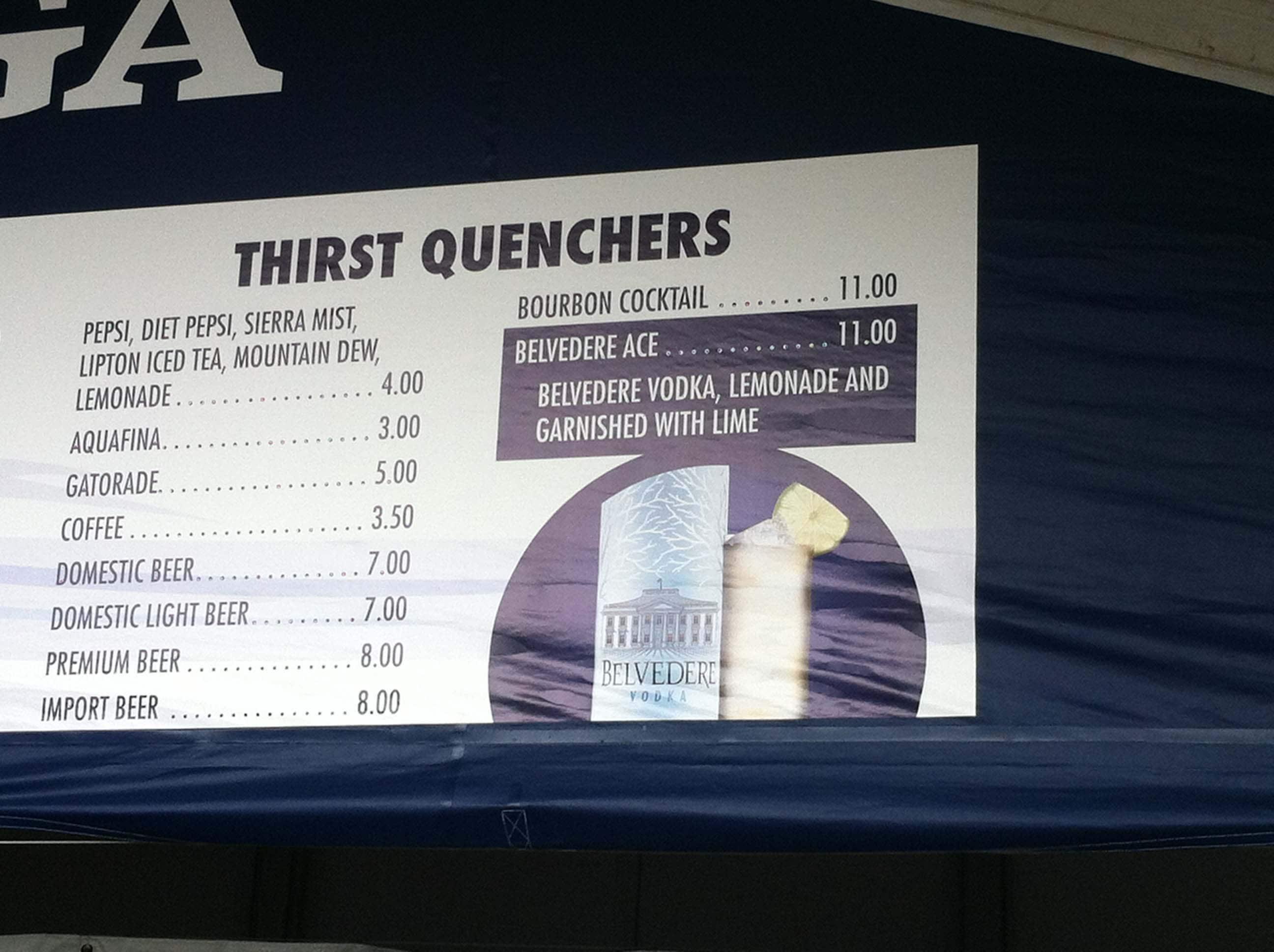 It's $11 drink day. Let's celebrate!