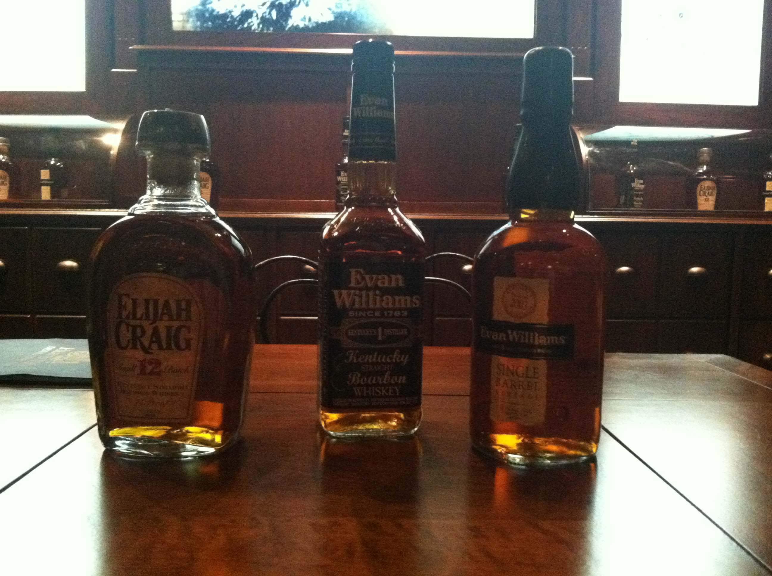 Evan Williams Bourbon Experience