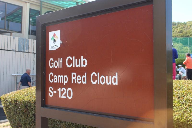 Camp Red Cloud Golf Club