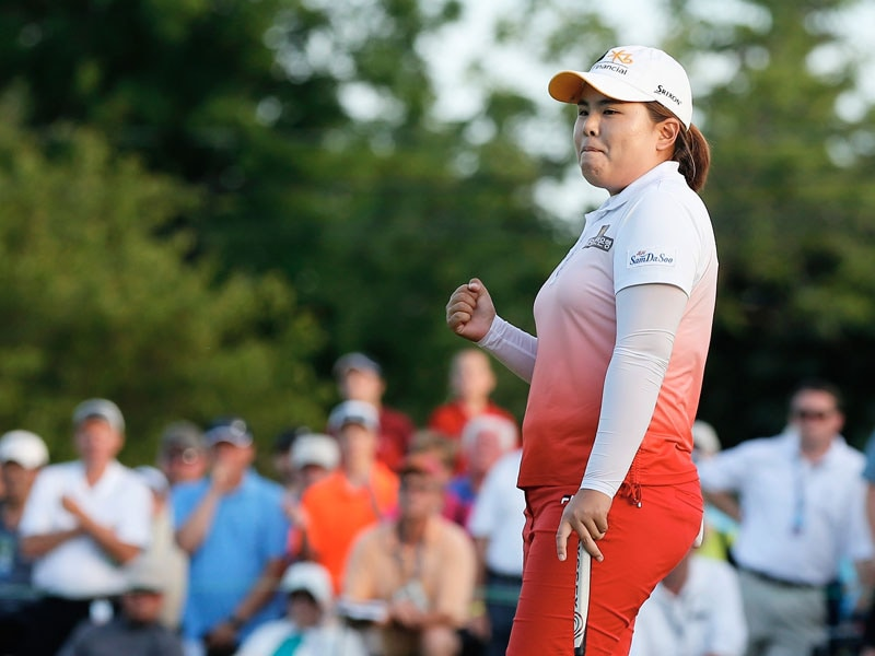 5. Inbee Park: Back-to-back majors