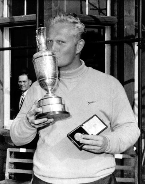 6. 1966 Open Championship