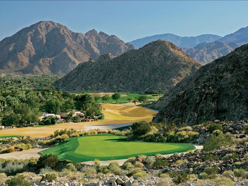 The Mountain Course at La Quinta