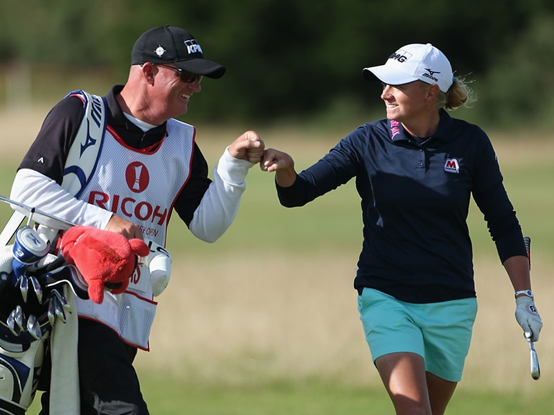 10. Stacy Lewis at Road Hole