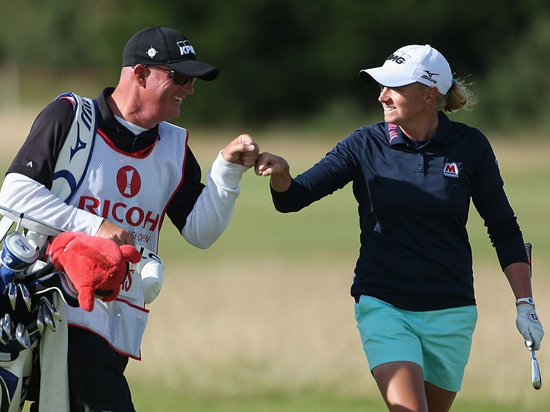 2. Stacy Lewis: Epic Road trip