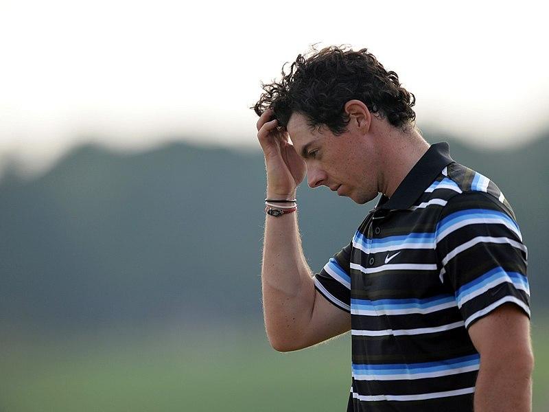 1. No PGA or European tour wins