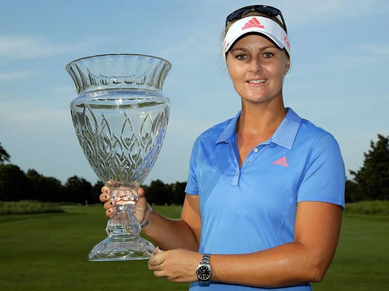 ShopRite LPGA Classic: Anna Nordqvist