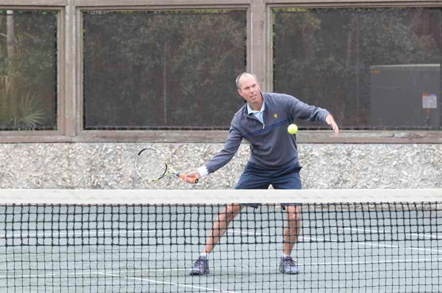 Matt Kuchar Is Determined to Beat Feherty at Tennis