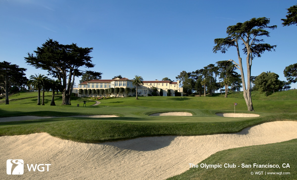 Olympic Club, home of WGT's Transamerica Championship