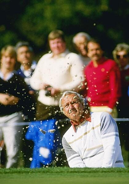 Arnold Palmer, 1985