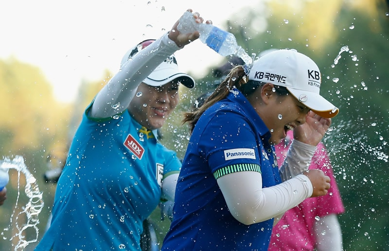 Wegmans LPGA Championship: Inbee Park