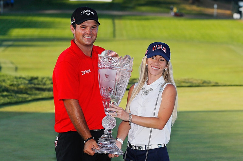 The Barclays: Patrick Reed