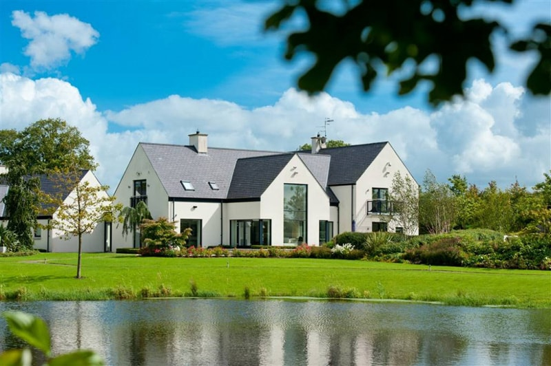 Rory Mcilroy S Former Home Robinhall House Golf Channel